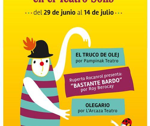 Vacaciones de Invierno 2017 en el Teatro Solís