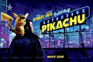 Detective Pikachú Película